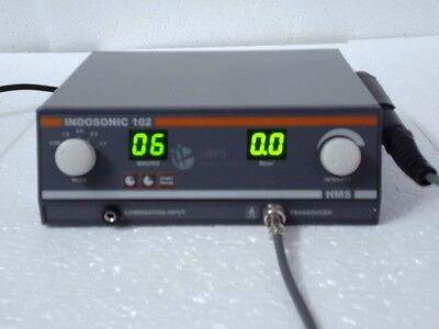 Prof. Ultrasound Therapy Machine 1mhz Suitable Underwater Pain Control Gfrej