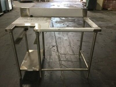 Food Truck Or Food Trailer Equipment Stand - Send Best Offer