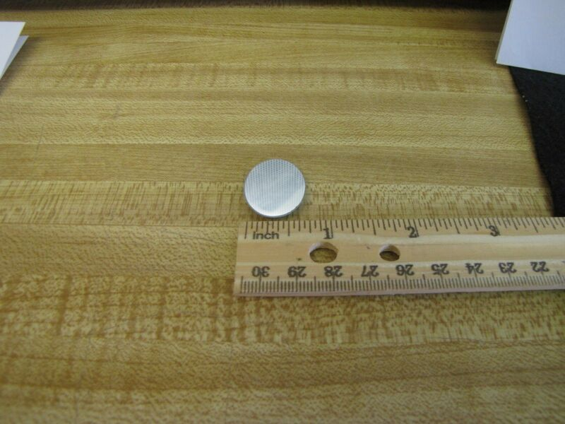 """3/4"""" Minor Axis Telescope Secondary Mirror Replacement for 76mm and 114mm scopes"""