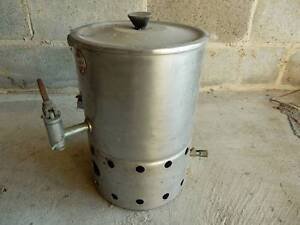 Gas powered hot water urn in good working order Tallegalla Ipswich City Preview