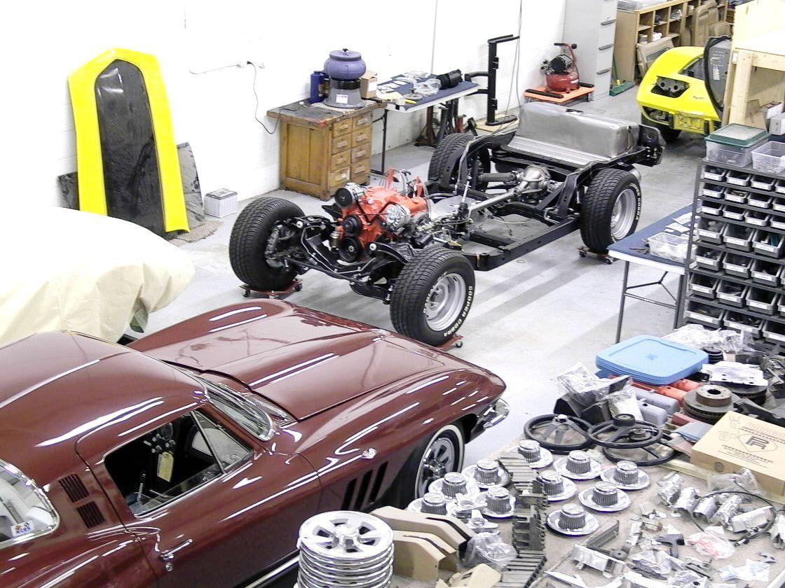 Al's Used Corvette Parts
