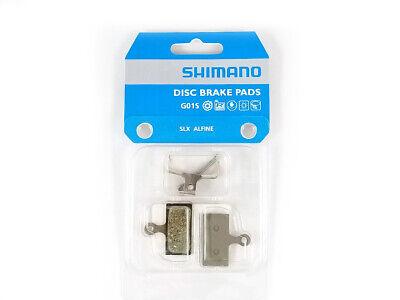 SHIMANO SAINT BR-M810 SEMI-METALLIC PADS  SPRING BR-M820 BR-M810 BR-M640 SET F/&R