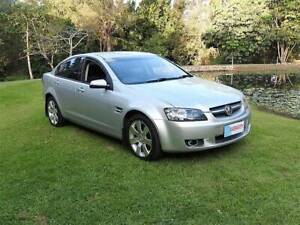 2009 Holden Commodore INTERNATIONAL Automatic Sedan Tallai Gold Coast City Preview