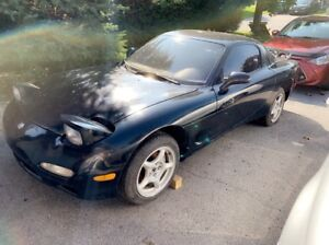 Deposit received 1994 Mazda rx7 r2 left hand drive