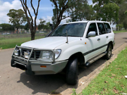 Toyota Landcruiser TURBO DIESEL 1HD-FTE AUTO Belmore Canterbury Area Preview
