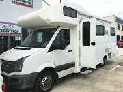 #17216 TALVOR MURANA / VW CRAFTER SHOWER TOILET MOTORHOME Burpengary Caboolture Area Preview