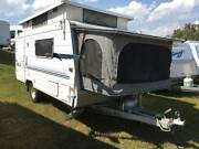 #16997 2001 WINDSOR RAPID FAMILY EXPANDA POP TOP CARAVAN Burpengary Caboolture Area Preview