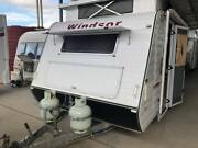 #16396 2007 WINDSOR RAPID EXPANDA HARD LID POP TOP CARAVAN Burpengary Caboolture Area Preview