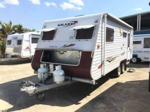 #17019 GALAXY SOUTHERN CROSS FULL ENSUITE SINGLE BEDS CARAVAN Burpengary Caboolture Area Preview