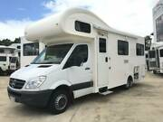 #17221 TALVOR EURO DELUX / MERCEDES 6B SHOWER TOILET MOTORHOME Burpengary Caboolture Area Preview