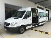 #17193 TALVOR / MERCEDES SPRINTER SHOWER TOILET MOTORHOME CAMPER Burpengary Caboolture Area Preview