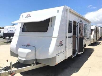 #16954 2017 JAYCO STARCRAFT SLIDE OUT FULL ENSUITE CARAVAN Burpengary Caboolture Area Preview