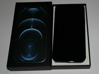 Apple iPhone 12 Pro - 128GB - Pacific Blue (Unlocked) AT&T