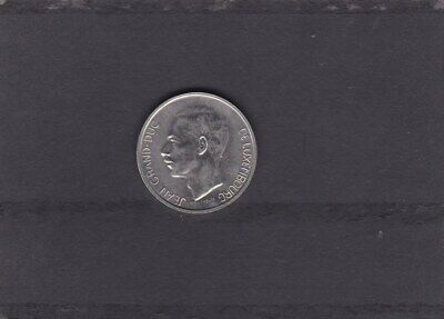 LUXEMBOURG 10 FRANCS 1977