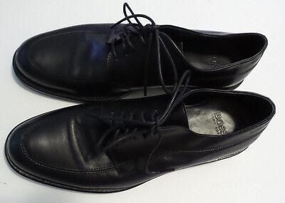 Мужские туфли HUGO BOSS Black Leather