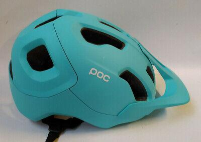 POC Axion Spin Matt Black MTB Helm Bike Helm Gr. M/L Race...