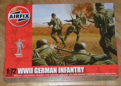 1/72 AIRFIX   WWII GERMAN INFANTRY