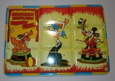 Disney Mickey Mouse Paint Box -