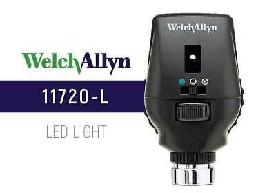 Welch Allyn 3.5v Halogen Hpx Co-axial Ophthalmoscope Head 11720- Led New