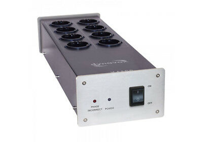 Dynavox X4100 S silber Steckdosenleiste Netzleiste Netzfilter Ersatz für X4000