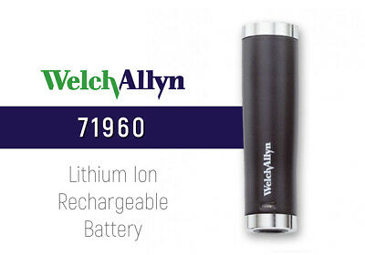 Welch Allyn Hill Rom 3.5v Lithium Ion Replacement Rechargeable Battery 71960