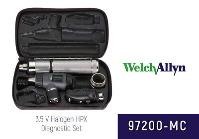 Welch Allyn Diagnostic Set 97200-mc Macroview Ophthalmoscope New