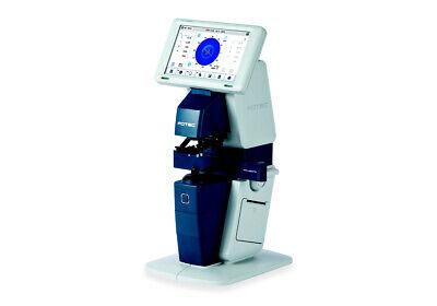7 Touch Screen Digital Auto Lensmeter Potec Plm-8000 W Pd Uv Printer