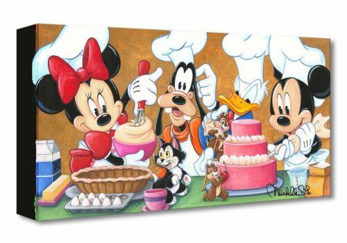 "Disney Treasures On Canvas - ""Happy Kitchen"" by Michelle St.Laurent"