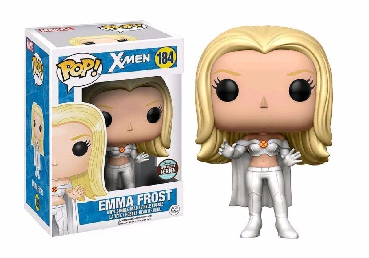 Funko Pop Marvel X-Men Emma Frost Series Exclusive Vinyl Act