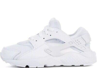 New Boys/Girls Nike Huarache Run (PS)  Running Shoes Size 3Y  704949 110