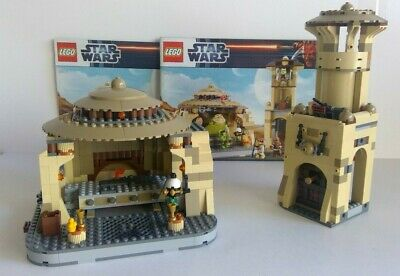 Lego Star Wars 9516 Jabbas Palace pre Owned No Figurines with Building