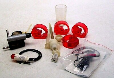 Lot Of 13 Misc Beckman Coulter Lab Analytical Equipment Parts Free Ship Bm
