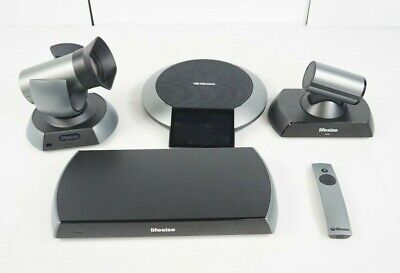 Lifesize Icon 600 Conferencing System Lfz-019 Lfz-021 Lfz-033 Remote Set