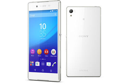 Sony Xperia Z3+ Plus Z4 DUAL Sim E6533 32GB White GSM Unlocked International New