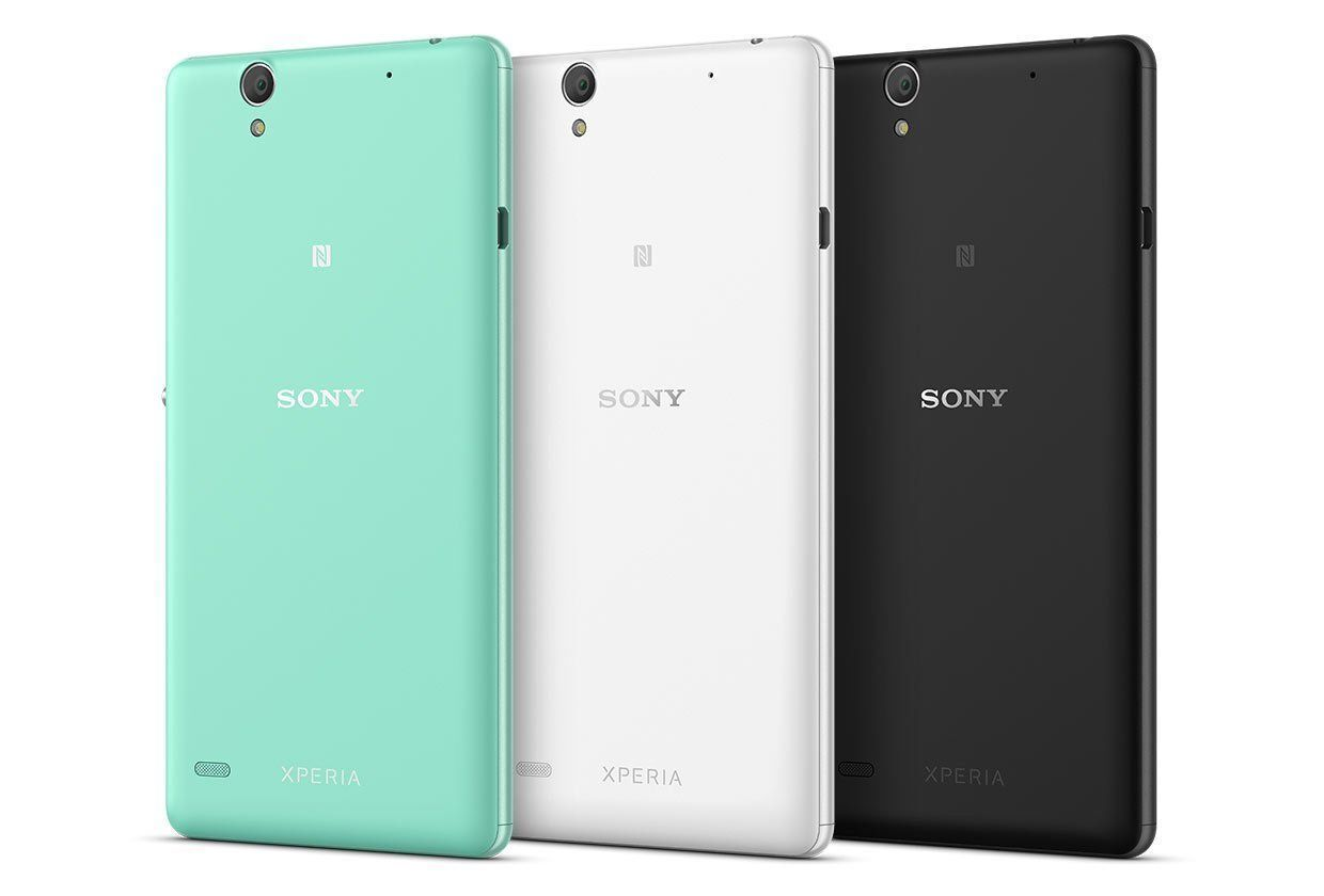 SELLER REFURBISHED ORIGINAL SMART PHONE SONY XPERIA C4 DUAL E5363 4G LTE FACTORY UNLOCKED ANDROID