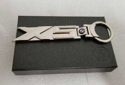 NEW Genuine BMW X5 Pendant Key Chain Ring 80230305913