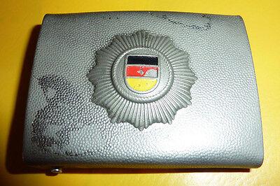 Original DDR:VP:Koppelschloss mit Stern,durchgeprägt aus den 50er Jahren