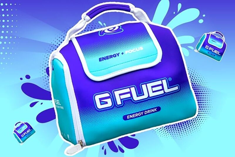 Gfuel Kanga Cooler *Rare* BRAND New 12 Pack Cooler