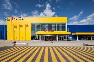 Livraison Delivery IKEA