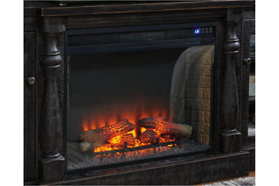 Signature Design by Ashley Lg Fireplace Insert Infrared Black