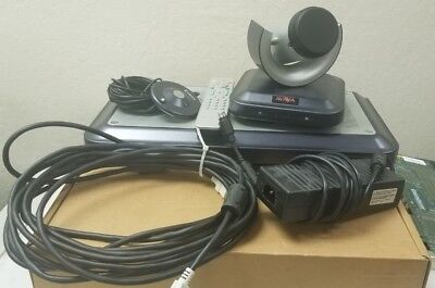 Lifesize Avaya Team Mp Lfz-100 Video Conference System With Camera Remote Mic