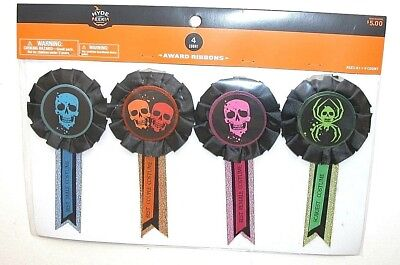 Best Costume Prize (NWT NEW Halloween Costume Prize Award Ribbons Best Male Female Couple)