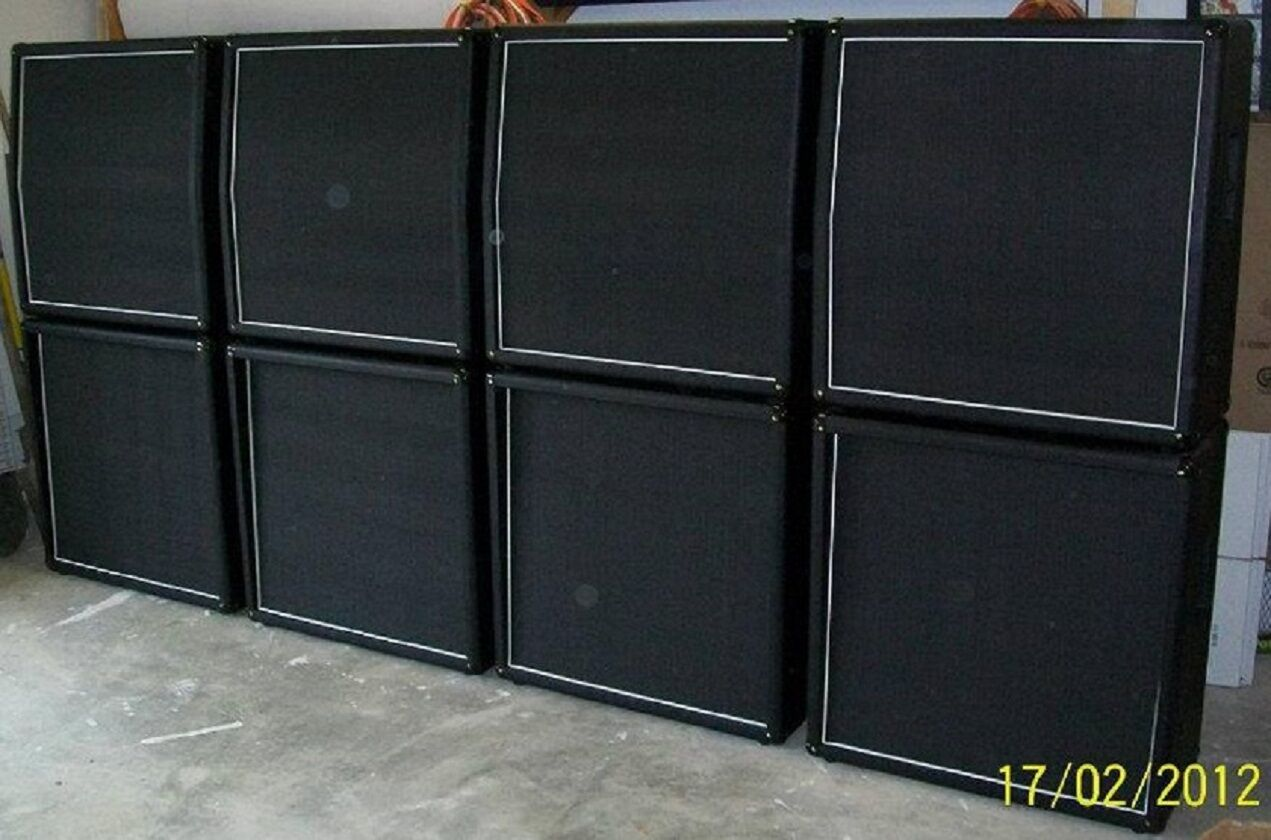 SOURMASH GUITAR CABINETS