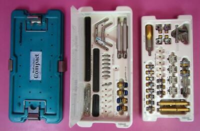 Stryker Howmedica 4940-9-920 Hoffmann Ii Compact External Fixation System Case
