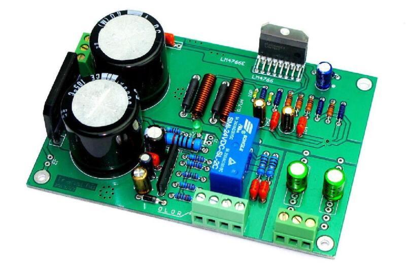 stereo power amplifier kit ebay. Black Bedroom Furniture Sets. Home Design Ideas