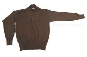 Mens Medium New US Military Wool Blend Army Jeep Sweater
