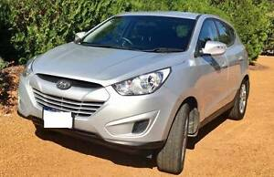 2013 Hyundai IX35 Wagon Lower Chittering Chittering Area Preview