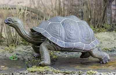 Garden Turtle Decor Statue Outdoor Galapas Tortoise Safari Lawn Patio Backyard