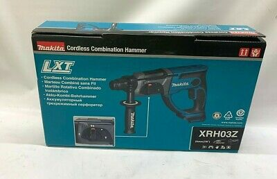 Makita Lxt Cordless Combination Hammer New In Box