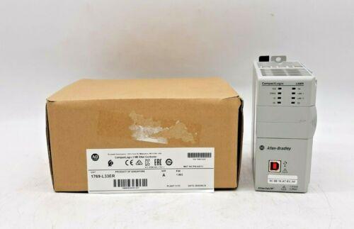 Allen-Bradley 1769-L33ER ComactLogix 2MB ENet Controller